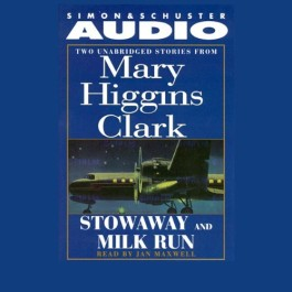 Mary Higgins Clark Milk Run