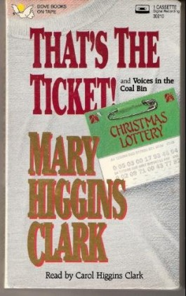 Mary Higgins Clark That's The Ticket